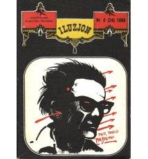 Iluzjon 4/1986 - Kwartalnik Filmoteki Polskiej
