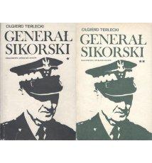 Generał Sikorski [dwa tomy]