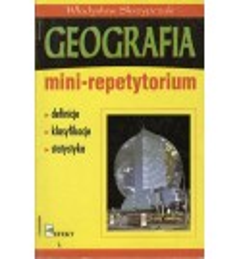 Geografia: mini-repetytorium