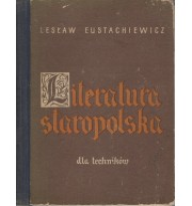 Literatura staropolska