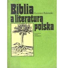 Biblia a literatura polska. Antologia