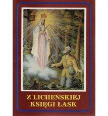 Z Licheńskiej Księgi Łask