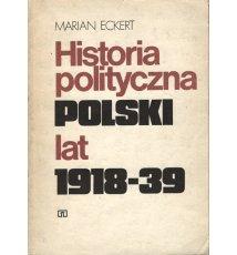 Historia polityczna Polski lat 1918-39