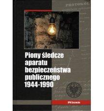 Piony śledcze aparatu bezpieczeństwa publicznego 1944–1990