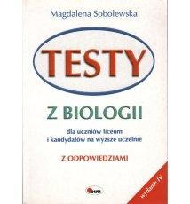 Testy z biologii