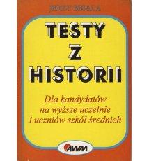 Testy z historii