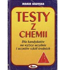Testy z chemii