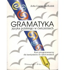 Gramatyka języka polskiego w ćwiczeniach