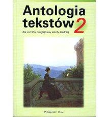 Antologia tekstów 2