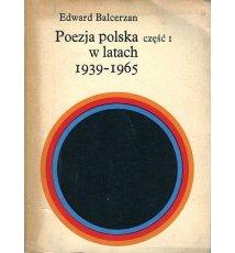 Poezja polska w latach 1939-1965, cz.1