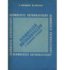 Słowniczek ortograficzny z zasadami pisowni