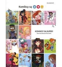 Komiksy są super! Katalog