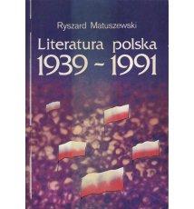 Literatura polska 1939-1991