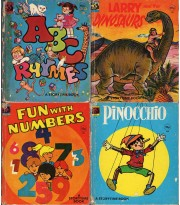 A Storytime Book [1-4]