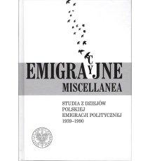Emigracyjne miscellanea