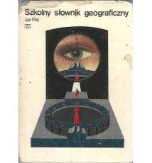 Szkolny słownik geograficzny