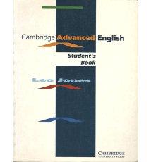 Cambridge Advanced English Student's Book