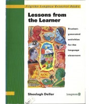 Lessons from the Learner. Student-generated Activities for the Language Classroom