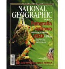 National Geographic. Fotografia cyfrowa
