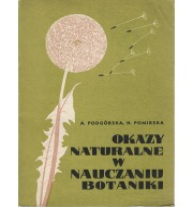 Okazy naturalne w nauczaniu botaniki