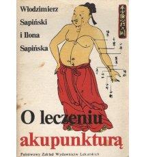 O leczeniu akupunkturą