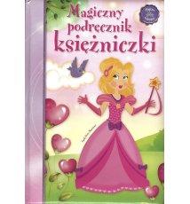 Magiczny podręcznik księżniczki.
