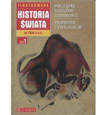 Ilustrowana Historia Świata, tom 1