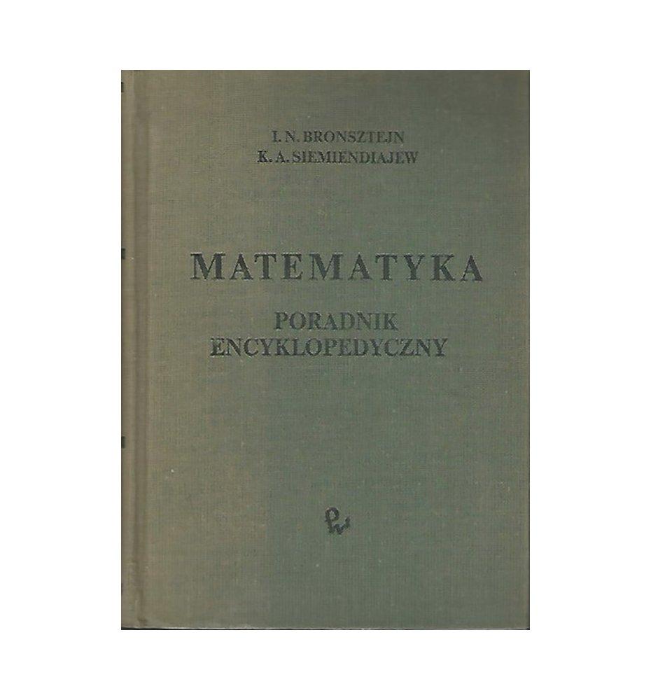 Matematyka. Poradnik encyklopedyczny