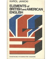 Elements of British and American English