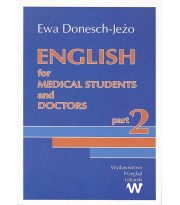 English for Medical Students and Doctors Part 2