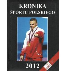 Kronika Sportu Polskiego 2012