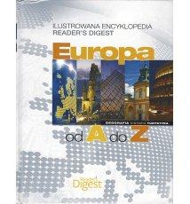 Ilustrowana encyklopedia. Europa od A do Z