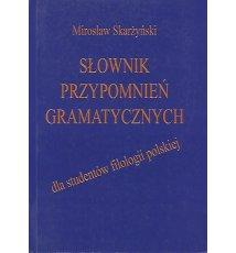 Słownik przypomnień gramatycznych