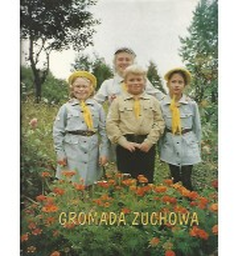 Gromada Zuchowa. Książka pracy drużynowego