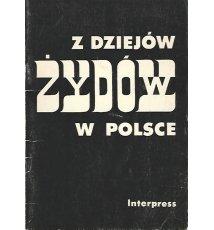 Z dziejów Żydów w Polsce