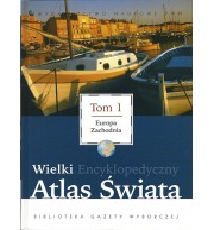 Wielki Encyklopedyczny Atlas Świata 1