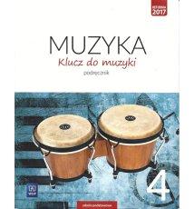 Klucz do muzyki 4. Podręcznik