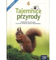 Tajemnice przyrody 4. Podręcznik