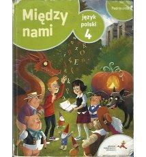 Język polski 4. Między nami. Podręcznik