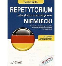 Niemiecki. Repetytorium leksykalno-tematyczne, poziom B2-C1
