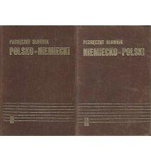 Podręczny słownik polsko-niemiecki, niemiecko-polski