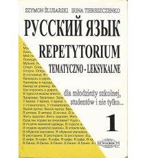 Russkij Jazyk. Repetytorium tematyczno-leksykalne