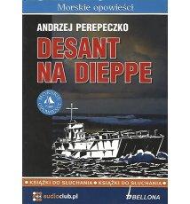 Desant na Dieppe - Audiobook