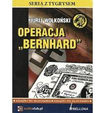 "Operacja ""Bernhard"" - Audiobook"