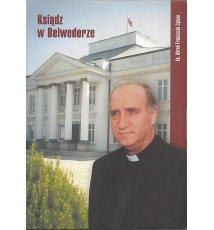 Ksiądz w Belwederze