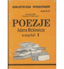Poezje - A. Mickiewicz cz. 1