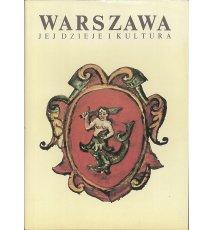 Warszawa jej dzieje i kultura