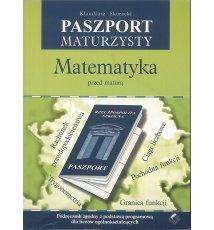 Paszport maturzysty. Matematyka przed maturą