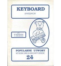 Keyboard syntezator 24