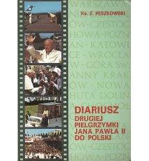 Diariusz drugiej pielgrzymki Jana Pawła II do Polski